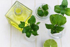 huile essentielle menthe